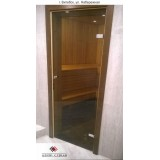 Примеры исполнения стеклянных дверей под заказ